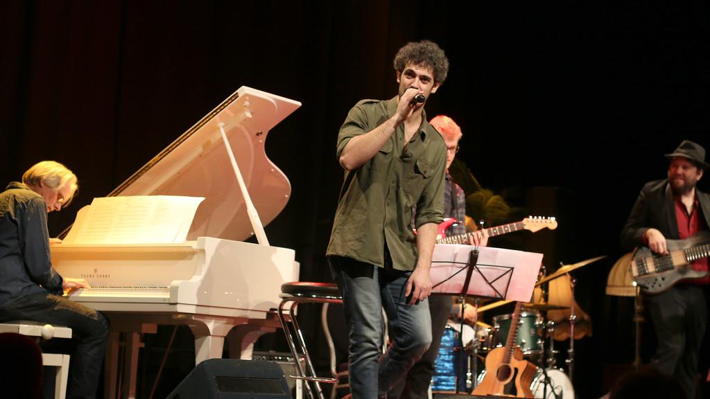 """The Songs of Bob Dylan: Lucas Sanchez und Band"" - Pantheon Theater Bonn 1"